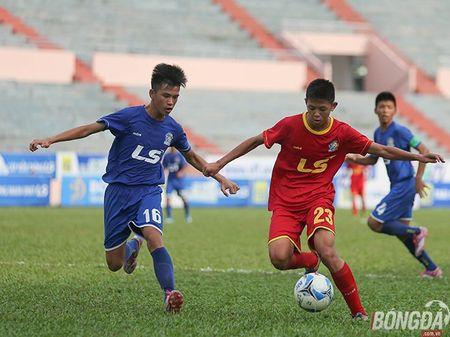 Chung ket U15 VDQG: Giot nuoc mat tiec nuoi cua nhung ' Hau due The Cong' - Anh 3