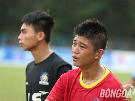 Chung ket U15 VDQG: Giot nuoc mat tiec nuoi cua nhung ' Hau due The Cong' - Anh 6
