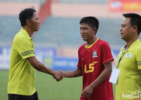Chung ket U15 VDQG: Giot nuoc mat tiec nuoi cua nhung ' Hau due The Cong' - Anh 8