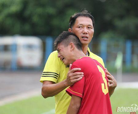 Chung ket U15 VDQG: Giot nuoc mat tiec nuoi cua nhung ' Hau due The Cong' - Anh 9
