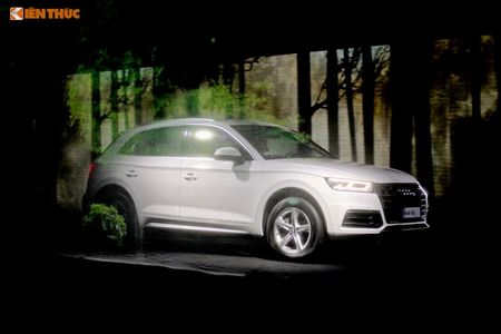 Can canh Audi Q5 2017 'chot gia' tu 2 ty dong tai VN - Anh 1