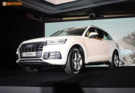 Can canh Audi Q5 2017 'chot gia' tu 2 ty dong tai VN - Anh 2