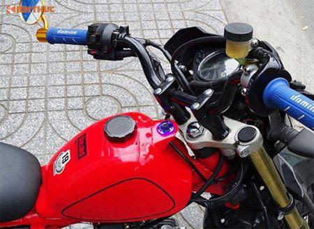 Dan choi Sai Gon do 'xe lun' Honda minibike kich doc - Anh 3
