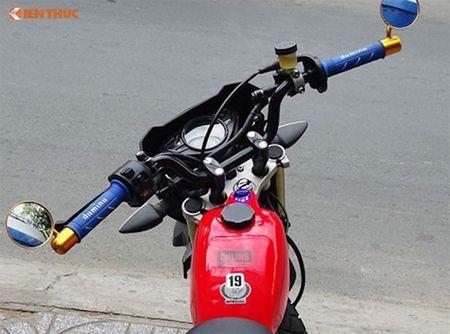 Dan choi Sai Gon do 'xe lun' Honda minibike kich doc - Anh 4