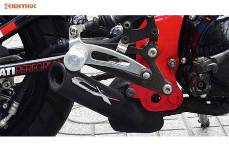 Dan choi Sai Gon do 'xe lun' Honda minibike kich doc - Anh 6