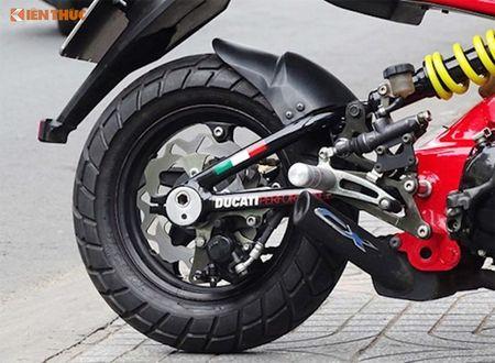 Dan choi Sai Gon do 'xe lun' Honda minibike kich doc - Anh 7