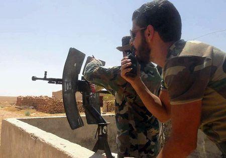 Quan doi Syria giai phong loat khu vuc trong yeu o Sweida - Anh 11