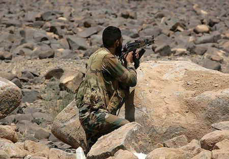 Quan doi Syria giai phong loat khu vuc trong yeu o Sweida - Anh 3