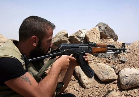 Quan doi Syria giai phong loat khu vuc trong yeu o Sweida - Anh 4