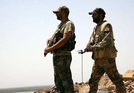 Quan doi Syria giai phong loat khu vuc trong yeu o Sweida - Anh 7
