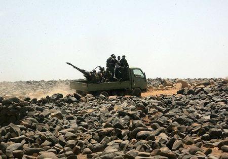 Quan doi Syria giai phong loat khu vuc trong yeu o Sweida - Anh 8