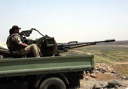 Quan doi Syria giai phong loat khu vuc trong yeu o Sweida - Anh 9