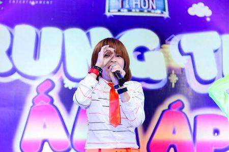 Chan dung tan quan quan Vietnam Idol Kids 2017 - Anh 11