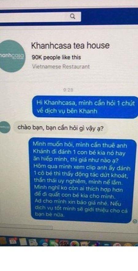 Khanh Casa - nguoi tat nu nhan vien mang thai la ai? - Anh 7