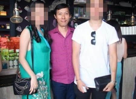 Khanh Casa xin loi sau vu tat nu nhan vien ban may cafe - Anh 2