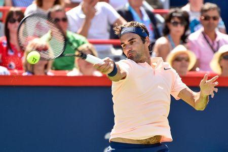 'Tau toc hanh' Federer bang bang ve dich o Rogers Cup - Anh 1