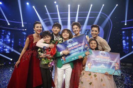 Thien Khoi tro thanh Quan quan 'Vietnam Idol Kids 2017' - Anh 1