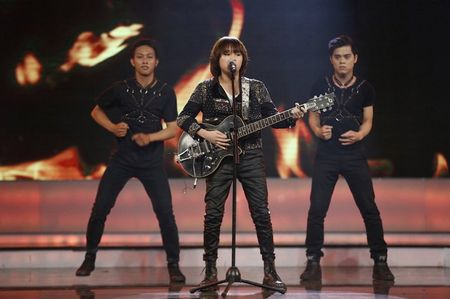 Thien Khoi tro thanh Quan quan 'Vietnam Idol Kids 2017' - Anh 2
