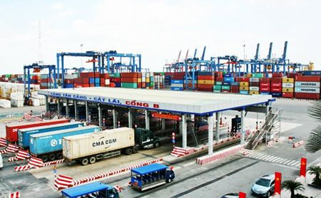 213 container 'mat tich' vi xuat canh khong dung quy dinh: Bo Cong an vao cuoc - Anh 1