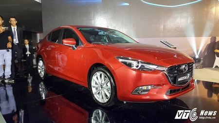 Thaco 'pha gia' o to Mazda thang 8, muc giam gia len toi 40 trieu dong - Anh 1