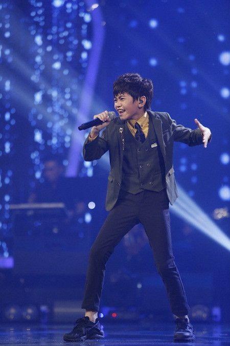 Thien Khoi dang quang Quan quan Than tuong am nhac nhi 2017 - Anh 3