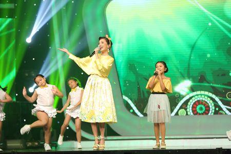 Cau be 12 tuoi la quan quan Vietnam Idol Kids 2017 - Anh 11