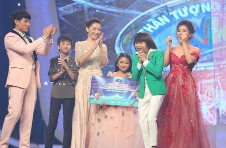 Cau be 12 tuoi la quan quan Vietnam Idol Kids 2017 - Anh 1