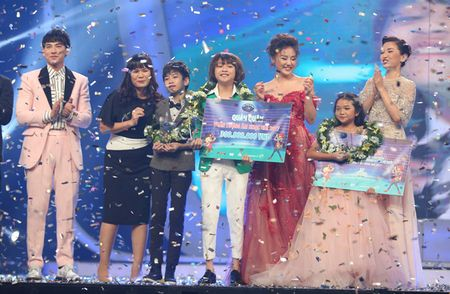 Cau be 12 tuoi la quan quan Vietnam Idol Kids 2017 - Anh 2
