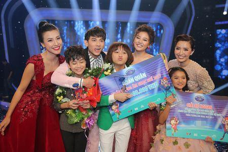Cau be 12 tuoi la quan quan Vietnam Idol Kids 2017 - Anh 3
