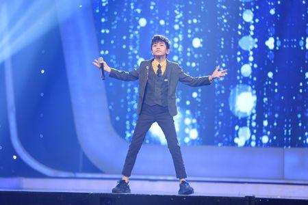 Cau be 12 tuoi la quan quan Vietnam Idol Kids 2017 - Anh 8