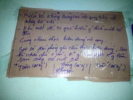 Hoi nam sinh Binh Duong dan 18 noi quy khap noi de... 'canh cao' nhau - Anh 3