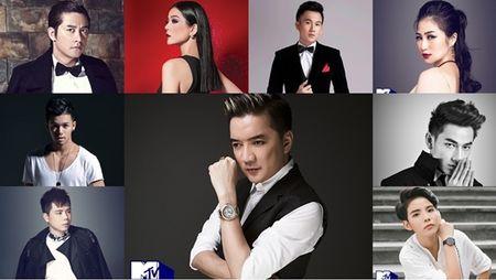 Dam Vinh Hung tranh suat den MTV EMA 2017 cung Isaac, Huong Tram - Anh 1
