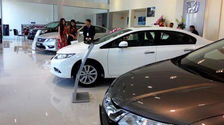 Bang gia o to Honda moi nhat thang 8/2017: Giam manh toi 200 trieu dong - Anh 1
