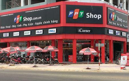 FPT ban 30% co phan tai FPT Shop cho 2 nha dau tu ngoai - Anh 1