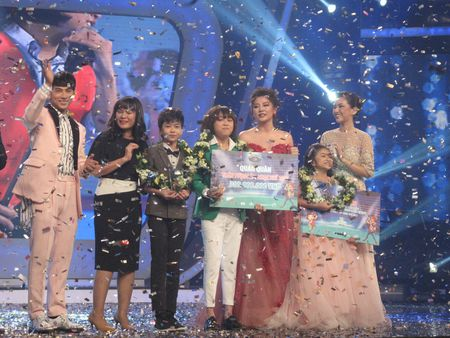 Thien Khoi - Quan quan Vietnam Idol Kids 2017 se theo duoi hinh tuong Justin Bieber - Anh 1