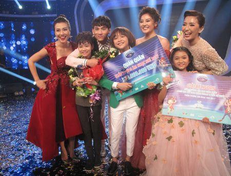 Thien Khoi - Quan quan Vietnam Idol Kids 2017 se theo duoi hinh tuong Justin Bieber - Anh 2