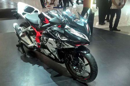 Honda CBR250RR phien ban dac biet co gi doc dao? - Anh 1