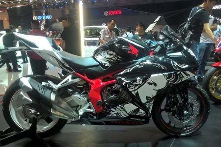 Honda CBR250RR phien ban dac biet co gi doc dao? - Anh 3