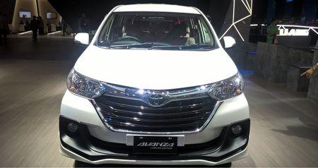Toyota ra mat Avanza 2017 phien ban gioi han - Anh 2
