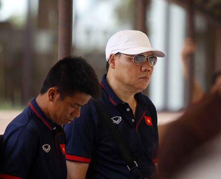 U22 Viet Nam duoc bao ve nhu sieu VIP o Malaysia - Anh 7