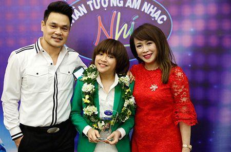 Bo quan quan Idol Kids 2017, be Thien Khoi: 'Con toi me hat hon me choi' - Anh 3