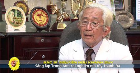 Bac si Nguyen Huu Khanh Duy: Nha tinh bao va cai nghiep chong ma tuy - Anh 1