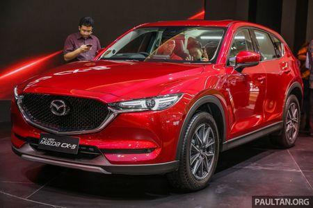 Mazda CX-5 the he moi vua ra mat gia 895 trieu dong tai Indonesia - Anh 1