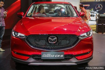 Mazda CX-5 the he moi vua ra mat gia 895 trieu dong tai Indonesia - Anh 6