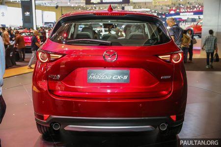 Mazda CX-5 the he moi vua ra mat gia 895 trieu dong tai Indonesia - Anh 9