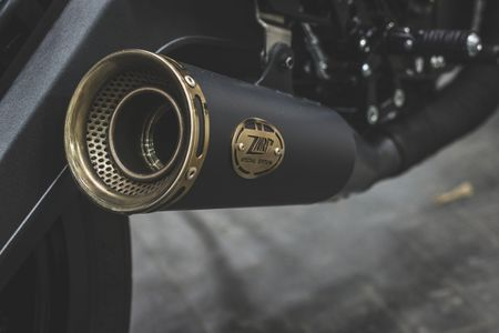 Ducati Scrambler do Cafe Racer cuc chat - Anh 10