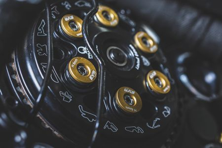 Ducati Scrambler do Cafe Racer cuc chat - Anh 16