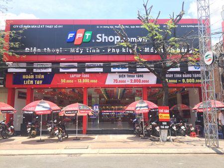 FPT hoan tat ban 30% co phan cua FPT Retail - Anh 1
