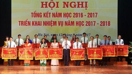 Giao duc Thu do tiep tuc khang dinh vi the dau tau - Anh 1