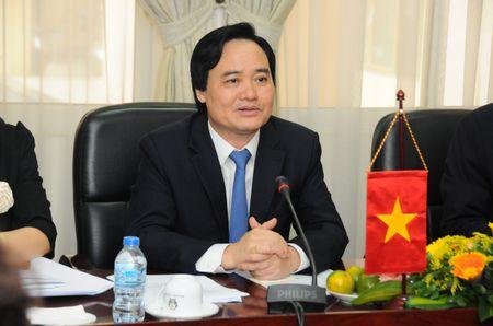 Bo truong Giao duc: 'Se xem xet dieu chinh diem uu tien' - Anh 1